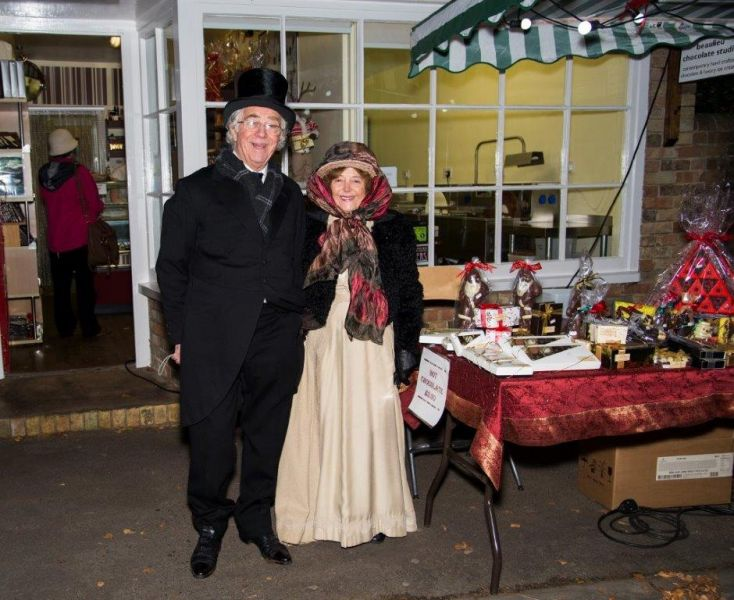 BEAULIEU VICTORIAN EVENING 15