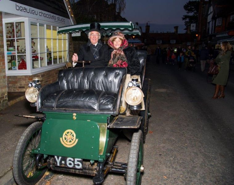 BEAULIEU VICTORIAN EVENING 17